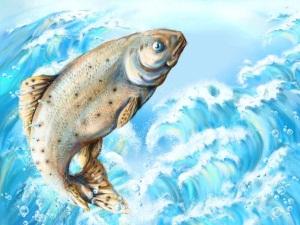 видеть во сне рыбу