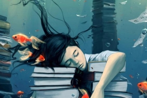 снится девушке во сне рыба
