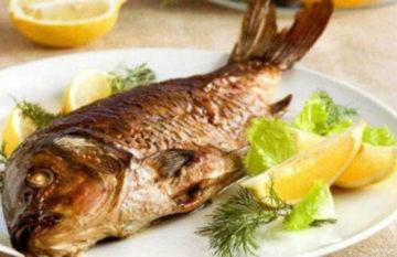 к чему снится жареная рыба